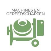 Machines en gereedschappen voor de vakman